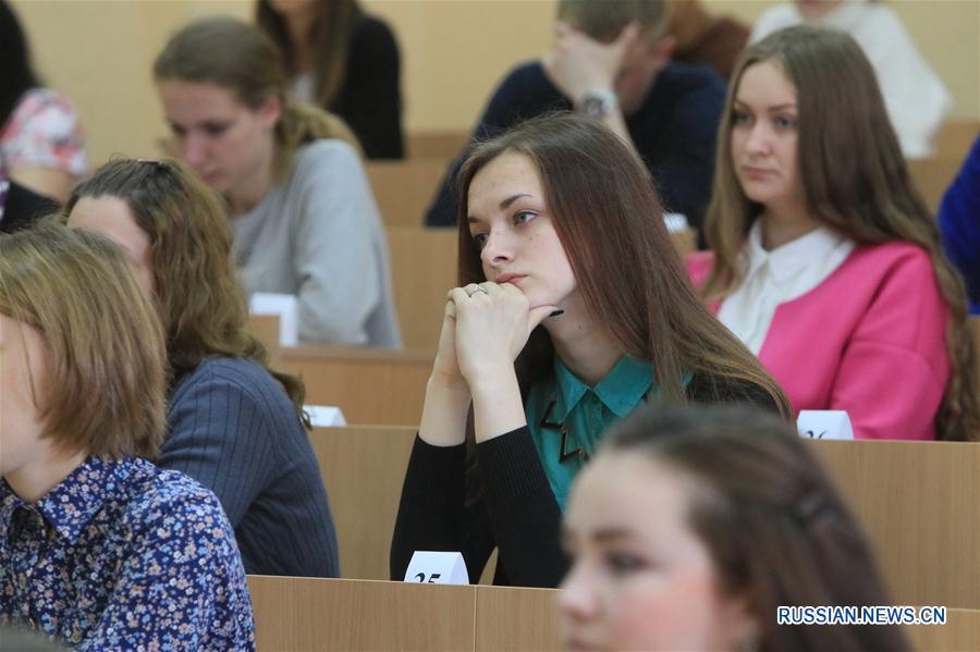 13 июня в Беларуси проходит централизованное тестирование по белорусскому языку
